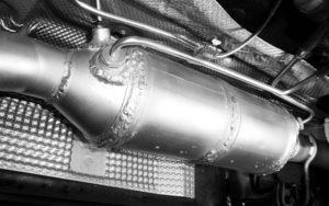 Замена и ремонт сажевых фильтров